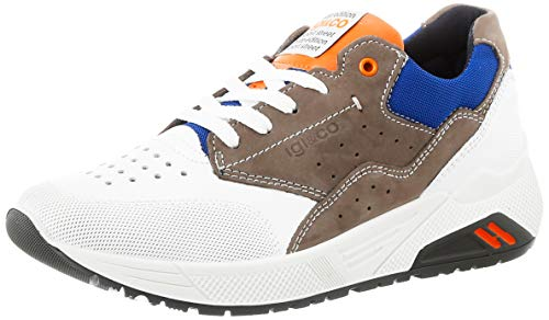 IGI&CO Scarpa Uomo UEP 51320, Sneaker, Bianco (Bianco 5132000), 44 EU