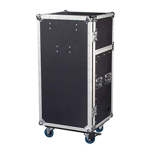 DAP-Audio Especial Mobile DJ Case, Road Case con Ruedas & Mesa: Amazon.es: Electrónica