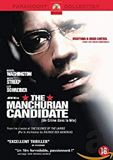The Manchurian Candidate (DVD) 2005