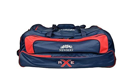 Newbery Cricket Axe Cricket-Tasche, blau/rot, Einheitsgröße
