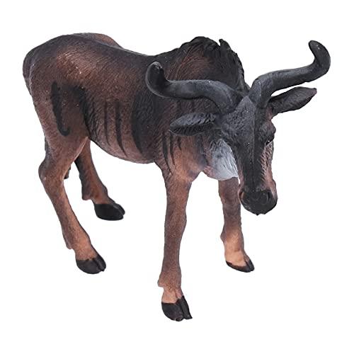 Gaeirt Statua Giocattolo Animale, Utensili per l'insegnamento Giocattolo Animale per l'apprendimento Coltiva la capacità cognitiva per la Decorazione della Torta di Compleanno per Le Scene di