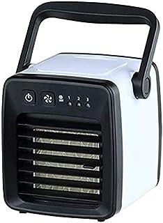 Bärbar luftkylare, USB-laddningsluftkonditioneringsfläkt Mini bärbar kylskåp Luftkylare 30 ml, hemmakylare, personlig rymd...