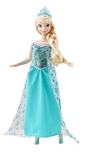 Mattel Disney Princess Y9967 - Die Eiskönigin Musik Prinzessin Elsa, Puppe