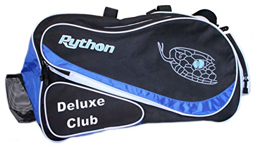 "Python Deluxe""Club"" Racquetball Bag (Black/Blue)"