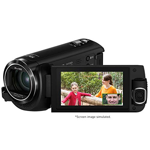 Panasonic HC-W580K Full HD Camcorder with Wi-Fi