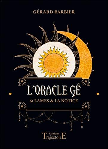 L'Oracle Gé - 61 lames & la notice - Coffret