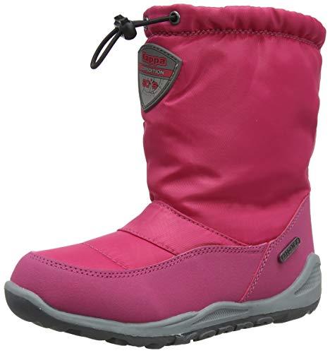 Kappa WEAM TEX Kids Stiefeletten, Pink (Pink/Grey 2216), 38 EU