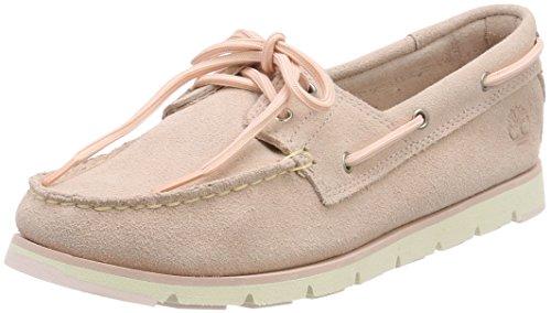 Timberland Damen Camden Falls Suede Bootsschuhe, Pink (Cameo Rose, 39 EU