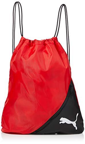 Puma Liga Gym Sack, Sacca Sportiva Unisex-Adulto, Rosso Red), Taglia Unica