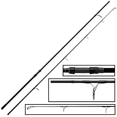Fox Horizon X4 Abbreviated Handle 12ft 3,25lbs - Karpfenrute zum Angeln auf Karpfen, Angelrute zum Karpfenangeln, Grundrute