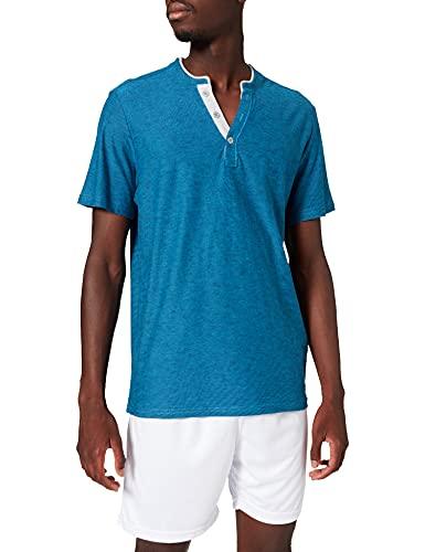 Tom Tailor 1026162 Striped Camiseta, 26539 Ibiza Blue Fine Stripe - Juego...