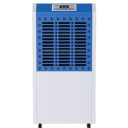 Deshumidificador Deshumidificador Grande de 156L, Pantalla Digital Inteligente, Adecuado para sótano Industrial Comercial, almacén,...
