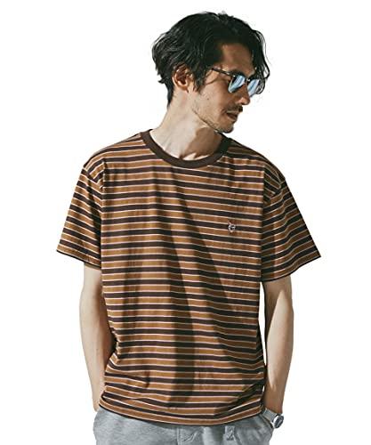 ナノ・ユニバース(nano・universe) The Endless Summer 刺繍ボーダーTシャツ M パターン3...