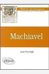 Machiavel, 1469-1527 Broché