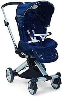 CHICCO I-MOVE STROLLER, TOP BLUE