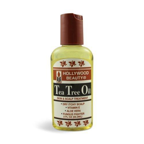 Hollywood Beauty Tea Tree Oil - Skin and Scalp Treatment 60 ml by Hollywood Beauty