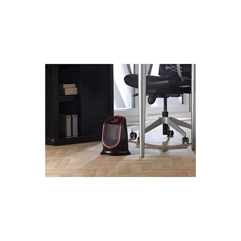 Dimplex M2GTS Ceramic Heater with ECC and Motorised Oscillation, Plastic, 2000 W, Black