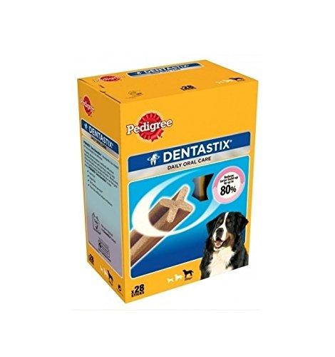 Pedigree Dentastix Maxi 21+7 Snack per Cane 28 Pezzi in Formato bustina
