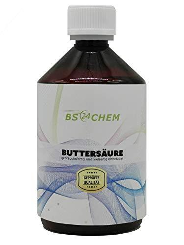 BS24CHEM Buttersäure 450ml *Gebrauchsfertig* NEU