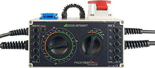 Preisvergleich Produktbild Gossen Metrawatt Profitest Adapter PROFiTEST PRCD für ortsverä. Einr. Prüfgerät nach DIN VDE 0701 4012932126259