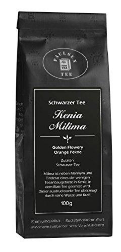Paulsen Tee Schwarzer Tee Kenia Milima 100g (79,50 Euro / kg))