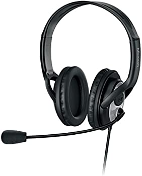 Microsoft LifeChat LX-3000 Over-the-Head Computer Headset