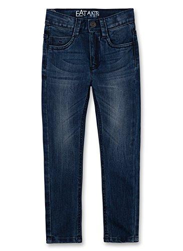 Sanetta Jungen 124620 Jeans, Mehrfarbig (Vintage Wash 9432), 104