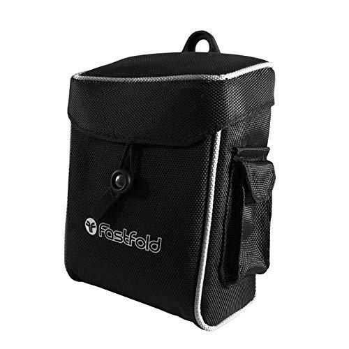 Fast Fold Accessories Entfernungsmesser Tasche, Schwarz, Einheitsgröße