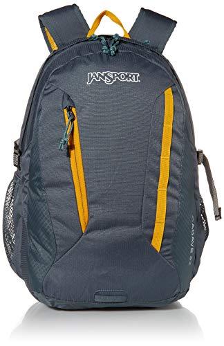 JanSport Unisex-Adult Agave, Dark Slate Ripstop, One Size