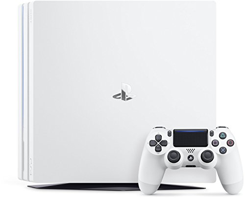 PS4 Pro B 1 To - blanc
