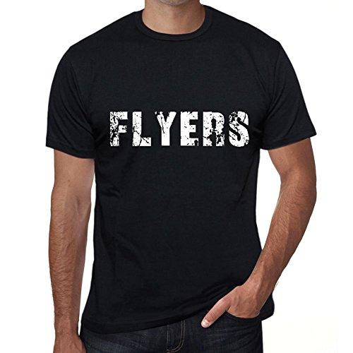 Flyers Herren T Shirt Schwarz Geburtstag Geschenk 00554