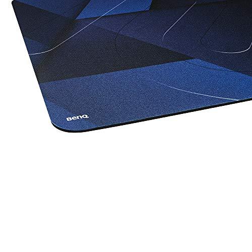 BenQゲーミングマウスパッドZOWIEG-SR-SE(DEEPBLUE)布製/クロス/ラバーベース/滑り止め加工/100%フルフラット/3.5mm