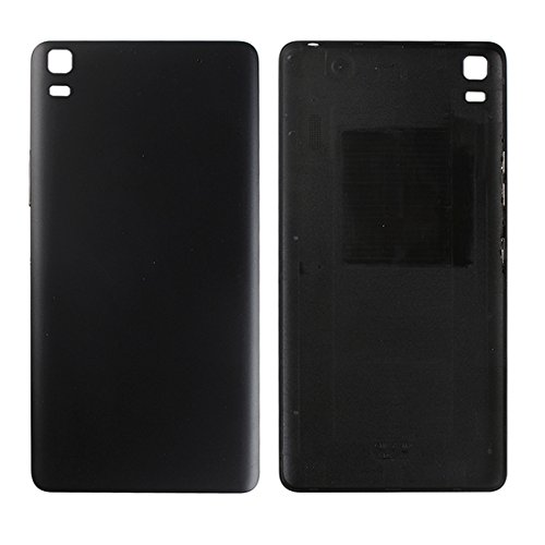 Cell Phone Spare Parts Compatible With Lenovo A7000 Battery Back Cover (Color : Black)
