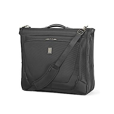 Travelpro Luggage Crew 11 20  Bi-fold Carry-on Garment Bag, Suitcase, Black