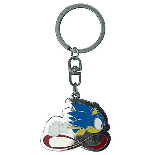 ABYstyle 3665361001799 - SONIC - Schlüsselanhänger Sonic speed