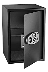 Best Rated Safes,Adiroffice Security Safe With Digital Lock