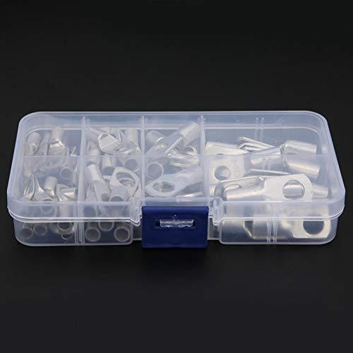 60 piezas de terminales de tubo, piezas eléctricas, cierre de humedad, accesorios...