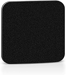 Mini Webcam Cover (6 Pack, Black) - NanoTech Strong Adhesive Web Camera Protector for Laptops, Smartphones, Tablets and Desktop Computers - Gentle on Your Devices - Protect Your Privacy & Security