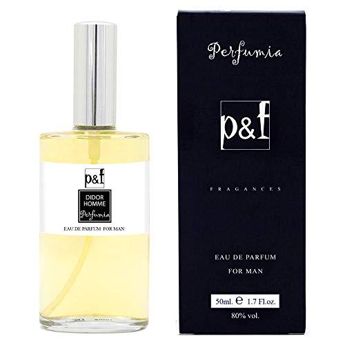 DIDOR HOMME by p&f Perfumia, Eau de Parfum para hombre, Vaporizador (50 ml)