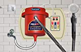Dolphin Instant Water Heater with Shower (2 Years Replacement Guarantee)