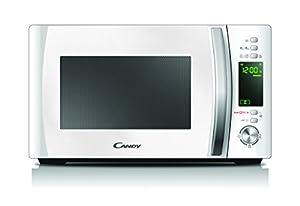 Candy cmxw20dw–Four micro-ondes, 20L, 40programmes automatiques, 1250W, couleur blanc