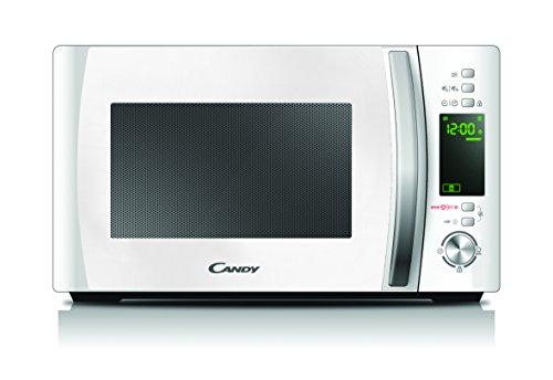 Candy cmxw20dw – Four micro-ondes, 20 L, 40 programmes automatiques, 1250 W, couleur blanc
