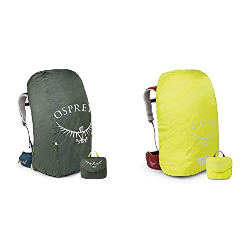 Osprey Ultralight Raincover for 30 - 50L Packs (M) & Ultralight High Vis Raincover for 20 - 35L Packs (S)