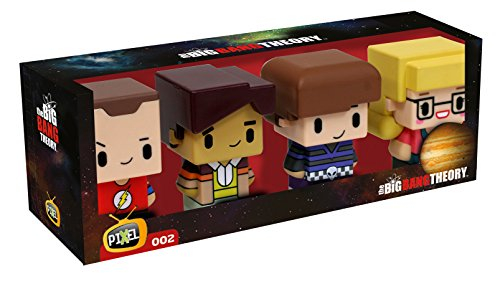 The Big Bang Theory - Pixel-Figur (SD Toys SDTWRN89373)