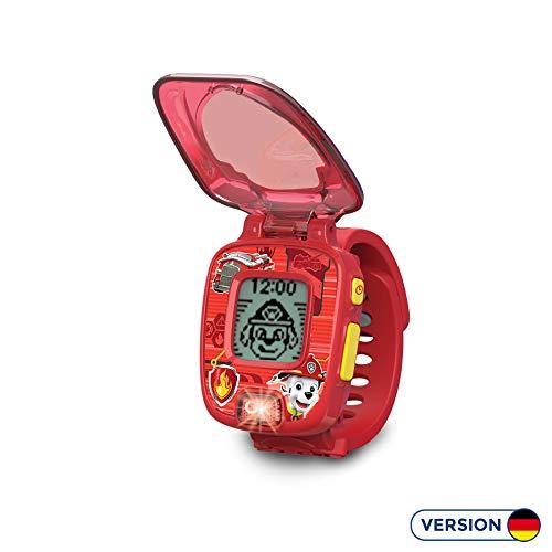 Vtech 80-199564 Marshalls Lernuhr Spielzeuguhr, Mehrfarbig