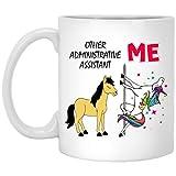 Other Administrative Assistant Unicorn Gift Mug For Women Men Him Her 11oz