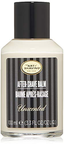 The Art of Shaving After Shave Balm, Unscented, 3.3 Fl  Oz