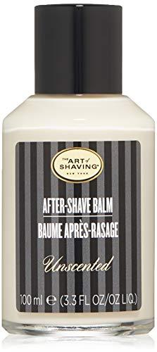 The Art of Shaving After Shave Balm, Unscented, 3.3 Fl Oz
