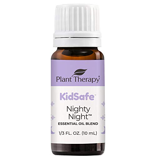 Plant Therapy KidSafe Nighty Night Essential Oil Blend for...