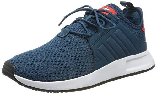 Adidas X_PLR J, Zapatillas de Deporte Unisex Adulto, Multicolor (Petnoc/Ftwbla 000), 38 EU ⭐